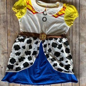 Jessie dress costume